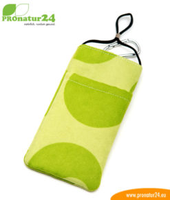 eWall cell phone case, Youngline Retro, apple-green