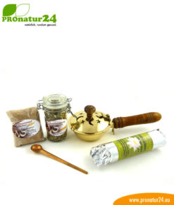 """5-part """"HOUSE CLEANSING"""" incense set with high-quality incense blend"""