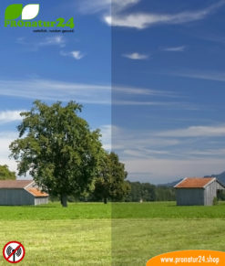 RDF62 CLEAR shielding window film with up to 19 dB attenuation against radio pollution