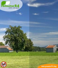 RDF72 PREMIUM shielding window film with up to 30 dB attenuation against radio pollution