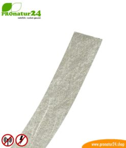 Self adhesive grounding strap EB1 with conductive glue for shielding paint, shielding fabric and shielding fleece, HF, LF