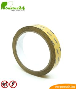 Earthing strap EB2 with electrically non-conductive adhesive