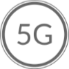 Also working with 5G!